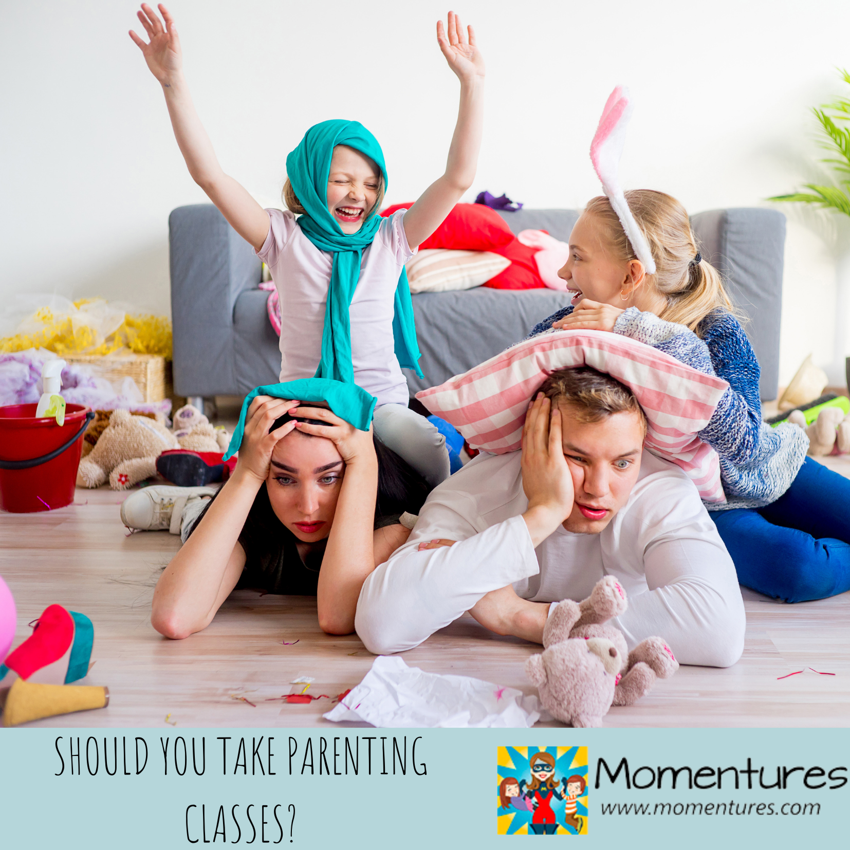 Should You Take Parenting Classes?